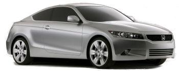 Présentation du concept-car HONDA ACCORD COUPE CONCEPT
